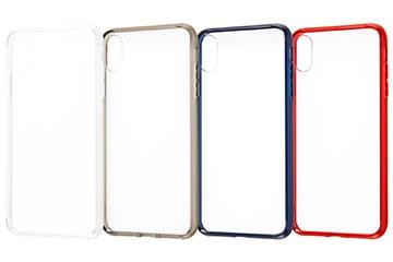 【Apple iPhone XS Max】ハイブリッドケース