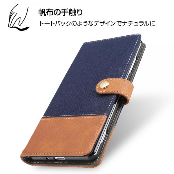 d7c6660aec スナップボタン付き. ICカードポケット付き収納ポケット付き指紋認証対応サイドセンス対応ワイヤレス充電器対応