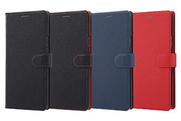 【Galaxy Note9】手帳型ケース シンプル マグネット