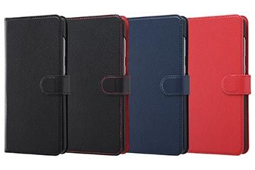 【Galaxy A30】手帳型ケース シンプル マグネット