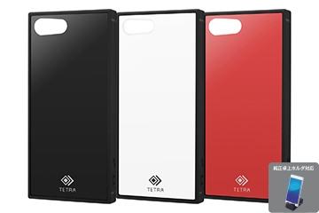 【Xperia Ace】耐衝撃ガラスケース TETRA