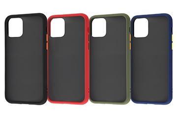【Apple iPhone 11 Pro】耐衝撃マットハイブリッドケース BABY SKIN