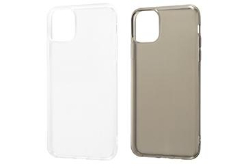 【Apple iPhone 11 Pro Max】TPUソフトケース ウルトラクリア