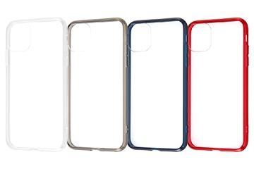 【Apple iPhone 11】ハイブリッドケース