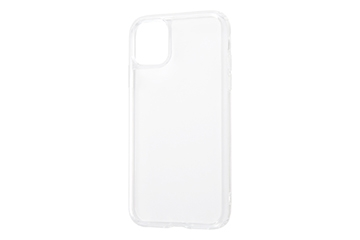 【Apple iPhone 11】ハイブリッドガラスケース 強化ガラス