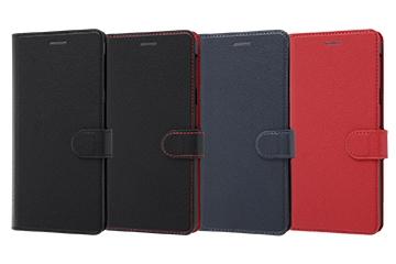【Galaxy A7】手帳型ケース シンプル マグネット
