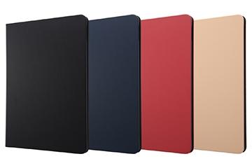 【iPad 2019年モデル 10.2inch 第7世代】レザーケース スタンド機能付き