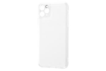 【Apple iPhone 11 Pro Max】ハイブリッドガラスケース 精密設計