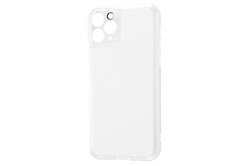 【Apple iPhone 11 Pro】ハイブリッドガラスケース 精密設計