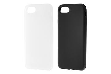 【Apple iPhone SE(第2世代)/iPhone 8/iPhone 7】シリコンケース シルキータッチ