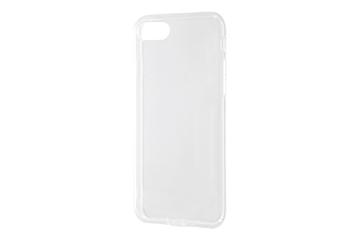 【Apple iPhone SE(第2世代)/iPhone 8/iPhone 7】TPUソフトケース コネクタキャップ付き