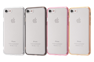 【Apple iPhone SE(第2世代)/iPhone 8/iPhone 7】ハイブリッドケース