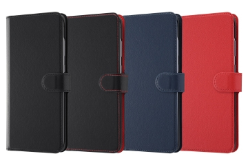 【Galaxy S20+ 5G】手帳型ケース シンプル マグネット