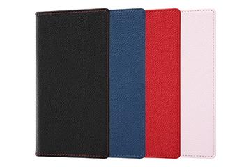 【最大対応サイズ(cm):縦15.1 横7.7 厚み1.2】汎用手帳型ケース FLEX