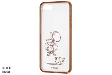 【Apple iPhone SE(第2世代)/iPhone 8/iPhone 7】『トムとジェリー』/ハイブリッドケース Charaful