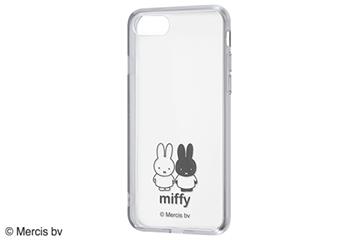 【Apple iPhone SE(第2世代)/iPhone 8/iPhone 7】『ミッフィー』/ハイブリッドケース Charaful