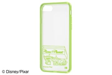 【Apple iPhone SE(第2世代)/iPhone 8/iPhone 7】『ディズニー・ピクサーキャラクター』/ハイブリッドケース Charaful