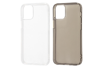 【iPhone 12 mini】TPUソフトケース ウルトラクリア