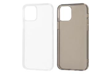 【iPhone 12/12 Pro】TPUソフトケース ウルトラクリア