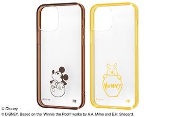 【iPhone 12/12 Pro】『ディズニーキャラクター』/ハイブリッドケース Charaful