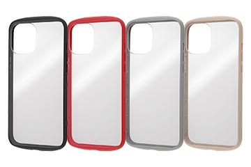 【iPhone 12 Pro Max】耐衝撃ハイブリッドケース Puffull