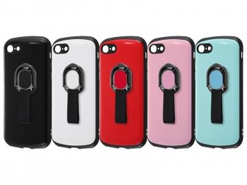 【Apple iPhone SE(第2世代)/iPhone 8/iPhone 7】耐衝撃ケース ProCa+TailRing