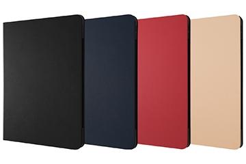 【iPad Air(第4世代)】レザーケース スタンド機能付