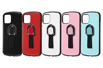 【iPhone 12/12 Pro】耐衝撃ケース ProCa+TailRing