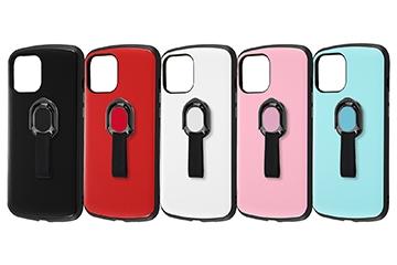【iPhone 12 Pro Max】耐衝撃ケース ProCa+TailRing