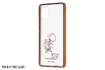 【Galaxy A51 5G】『トムとジェリー』/ハイブリッドケース Charaful