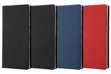【Galaxy Note20 Ultra 5G】耐衝撃 手帳型ケース  カメラ保護