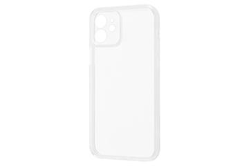 【iPhone 12】Perfect Fit ハイブリッドガラスケース