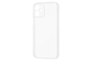 【iPhone 12 mini】Perfect Fit ハイブリッドガラスケース