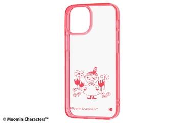 【iPhone 13 mini】『ムーミン』/ハイブリッドケース Charaful