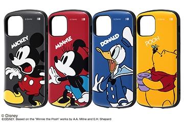 【iPhone 13 mini】『ディズニーキャラクター』/耐衝撃ケース ProCa