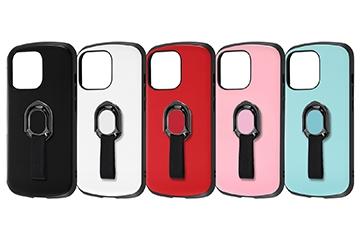 【iPhone 13 Pro】耐衝撃ケース ProCa + TailRing