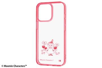 【iPhone 13 Pro】『ムーミン』/ハイブリッドケース Charaful