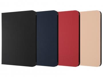 【for iPad mini 2021年モデル】レザーケース スタンド機能付き