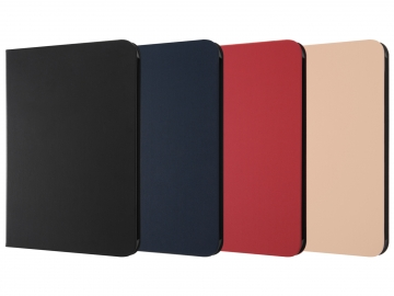 【iPad mini 2021年 第6世代】レザーケース スタンド機能付き